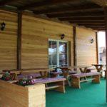 Lonjski dvori terasa